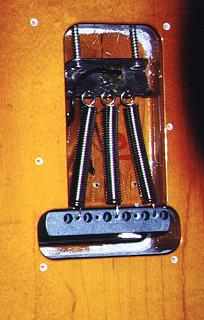Floating trem guys - HOW MANY SPRINGS? - Electric Guitars