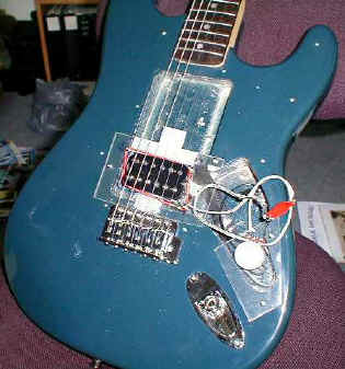 The Attack Test Guitar